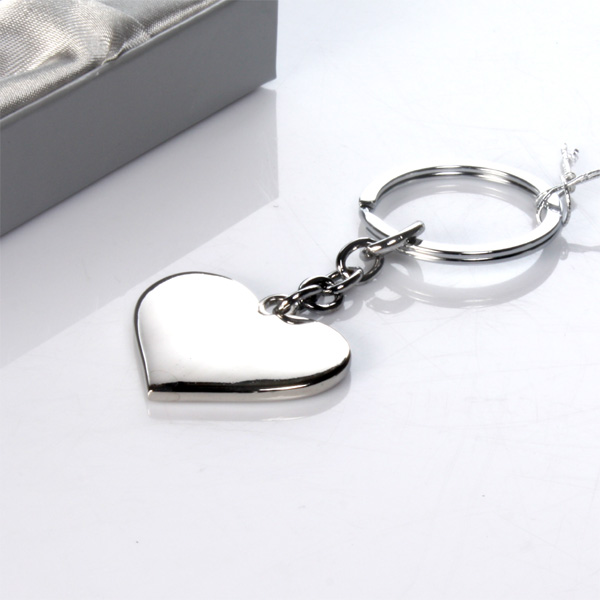 Engraved Especially for You Heart Keyring - Keyring Gifts