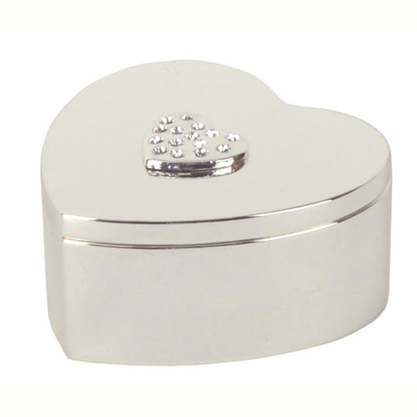 Engraved Heart Shaped Ring Box -  Birthday Your Proposal - Engagement Gifts