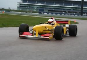 Formula 1 Racing Experience