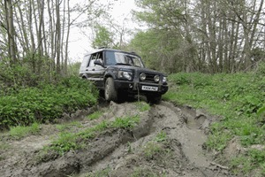 Junior 4x4 Discovery Driving Experience In Berkshire