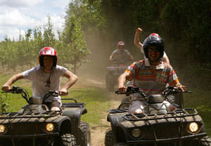 Quad Biking Experience - Quad Biking Gifts