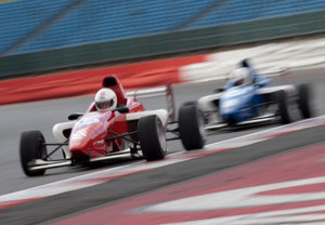 Single Seater Driving Thrill At Silverstone - Weekends