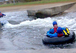 Adult White Water Tubing Experience - Adult Gifts