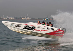 Ultimate Powerboat Experience