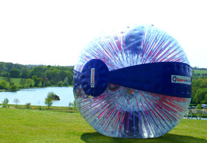 Aqua Zorbing for One - Zorbing Gifts