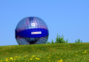 Aqua Zorbing for Two - Zorbing Gifts