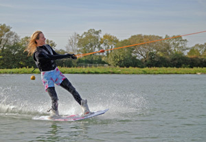 Introductory Wakeboarding