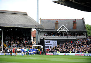 Child Tour Of Fulham Fcs Craven Cottage Stadium