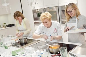 2 For 1 Half Day Cooking Class With The Smart School Of Cookery