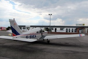 60 Minute Flying Lesson In The West Midlands