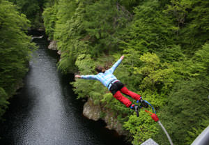 Bungee Jumping Experience In Scotland