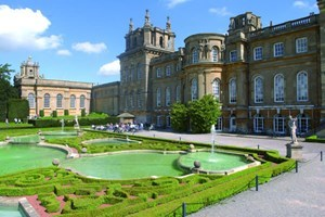 Blenheim Palace And Lunch For Two At The Kings Head