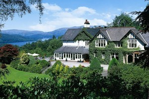 Afternoon Tea For Two At The Linthwaite Hotel