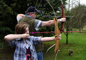 Group Archery Experience - Archery Gifts