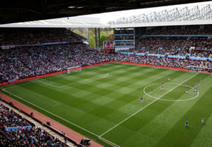 Aston Villa Claret and Blue VIP Match Experience for Two - Aston Villa Gifts