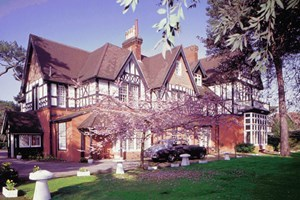 Afternoon Tea For Two At Langtry Manor Hotel