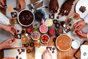 Triple Tipple Chocolate Workshop For Two