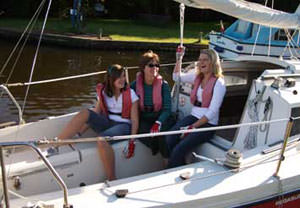 Have A Go At Sailing For One (half-day)