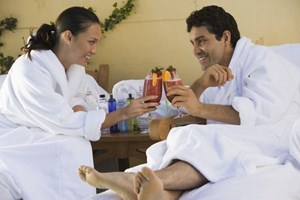 Blissful Spa Day For Two