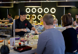 Sushi Making Workshop with YO! Sushi for Two