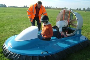 Onetoone Hovercraft Flying Experience