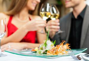 Dinner And Drinks For Two London Restaurant Voucher