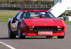 Classic Ferrari Experience At Goodwood