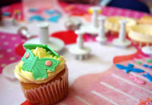 Cookie Girl Cupcake Decorating Class For One