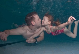 Underwater Portrait Session For Two