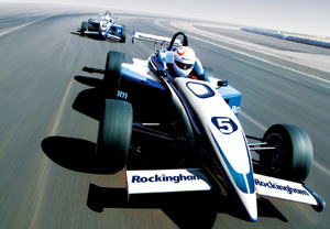 Single Seater Experience At Rockingham  The Uks Fastest Circuit