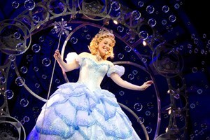 Wicked Theatre Tickets And Meal For Two