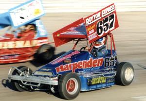 Stock Car Championship Driving Day