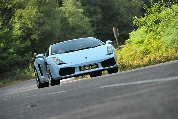 Junior Supercar Driving Thrill...