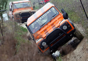 Extreme 4x4 at Silverstone - Silverstone Gifts