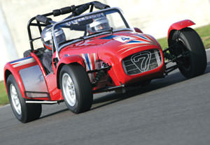 Passenger Ride at Silverstone for Two - Silverstone Gifts