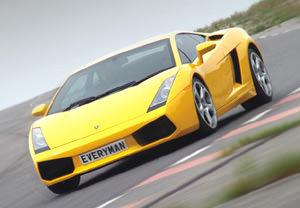 Lamborghini Gallardo Driving Experience