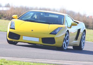 Supercar Taster Experience