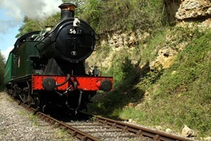 Steam Railway Day Rover Tickets For Two