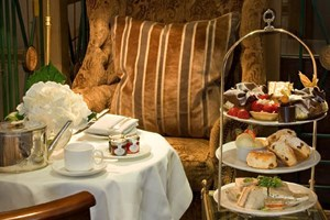 Quirky Afternoon Tea for Two Choice Voucher - Quirky Gifts