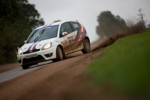 Rally Driving Thrill  UK Wide