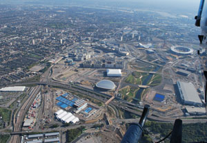 Helicopter Ride Over London For Two
