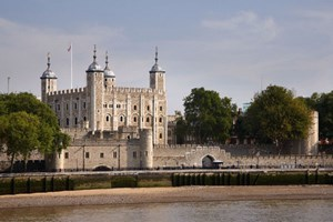 The Tower Of London And Cream Tea For Two