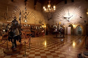 Warwick Castle Entry With Afternoon Tea For Two At Hilton Warwick