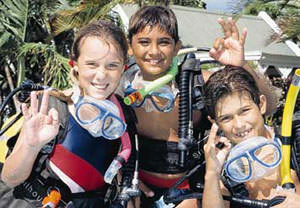 Kids Bubblemaker Scuba Experience For Two In Hertfordshire