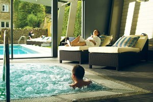 Two Night Spa Break With Dinner At Homewood Park HotelandSpa
