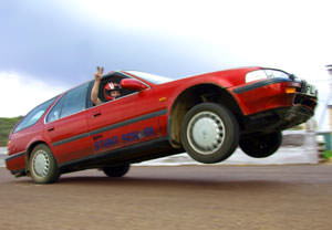 Stunt Driving Experience For One