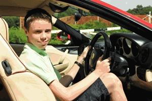 Junior Lamborghini Gallardo Driving Experience - Weekends
