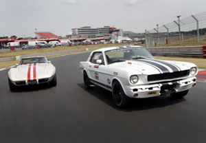The Roar - American Muscle Car Driving Experience