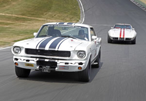 The Rumble - American Muscle Car Driving Experience