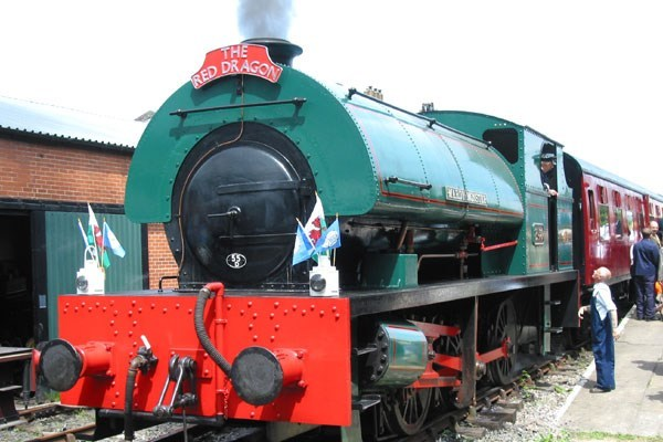 Introductory Steam Train Driving Experience in Yorkshire -